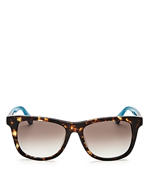 kate spade new york Charmine Square Sunglasses, 53mm