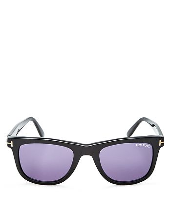 2aece0cfd2a Tom Ford - Men s Leo Square Sunglasses