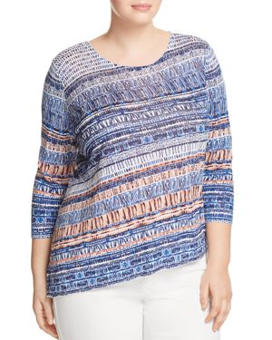 Nic+Zoe Plus Oceanside Top