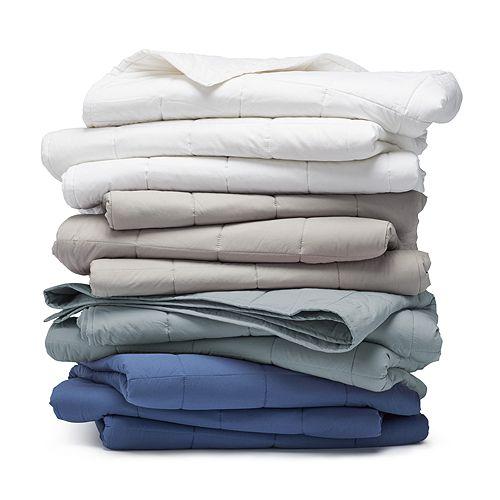 Coyuchi - Organic Cotton Comforter, Full/Queen