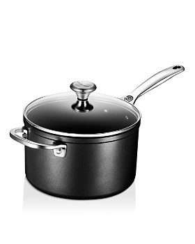 Le Creuset - 4-Quart Toughened Nonstick Saucepan