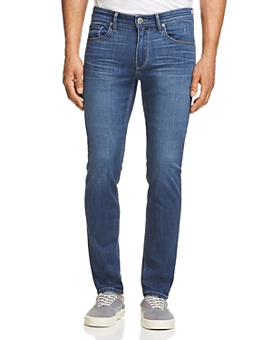 Paige Federal Slim Fit Jeans in Leo