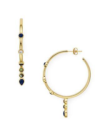 Jules Smith - Malta Hoop Earrings