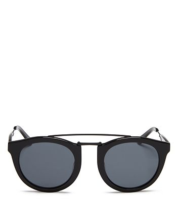 Lyndon Leone - Women's Henry Round Sunglasses, 49mm - 100% Exclusive