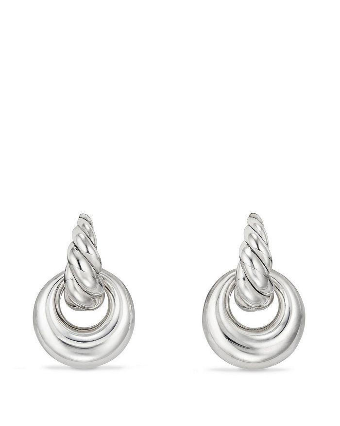 David Yurman - Pure Form Drop Earrings