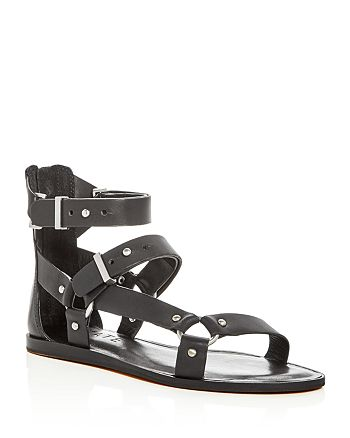 1.STATE - Women's Channdra Studded Strappy Sandals