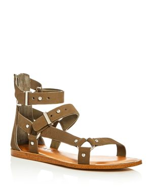 1.state Channdra Studded Strappy Sandals