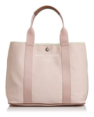 Marc Jacobs East/West Canvas Tote
