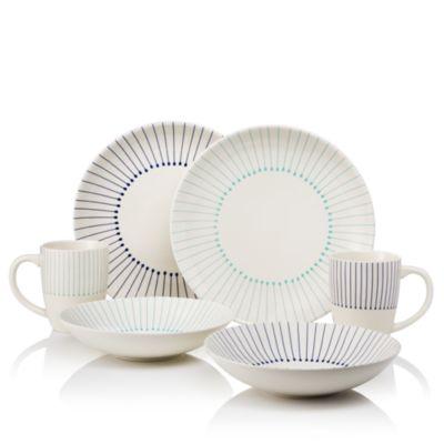 Sparrow u0026 Wren Striped Dinnerware Collection - 100% Exclusive  sc 1 st  Bloomingdaleu0027s & Sparrow u0026 Wren Striped Dinnerware Collection - 100% Exclusive ...