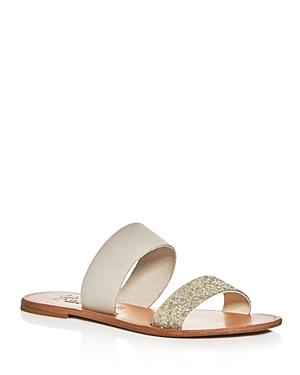 Joie Sable Glitter Slide Sandals