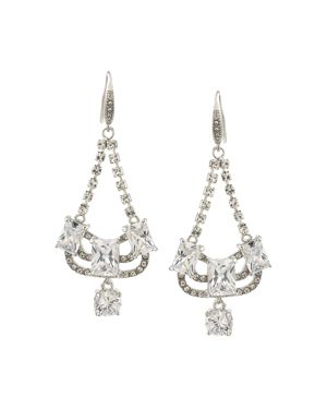 Carolee Mini Chandelier Earrings