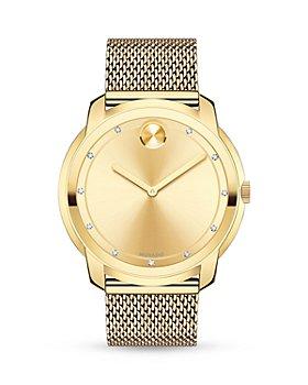 Movado - BOLD Diamond Watch, 44mm