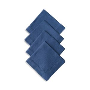 Juliska Heirloom Linen Delft Napkin, Set of 4