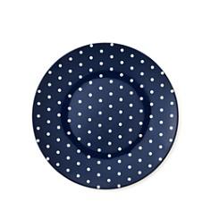 kate spade new york - Melamine Salad Plate, Dots