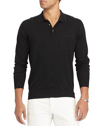 Polo Ralph Lauren - Pima Cotton Collared Sweater