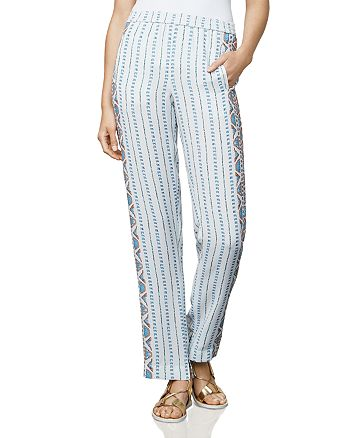 BCBGMAXAZRIA - Ryen Printed Pants
