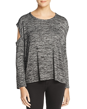rag & bone/Jean Shoulder Slash Top 100% Exclusive