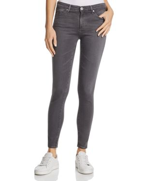 Ag Legging Ankle Jeans in Shadow Fog - 100% Exclusive