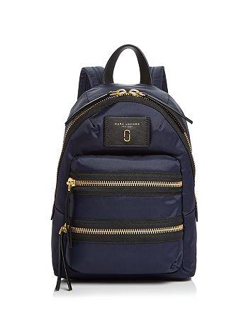 MARC JACOBS - Biker Mini Nylon Backpack