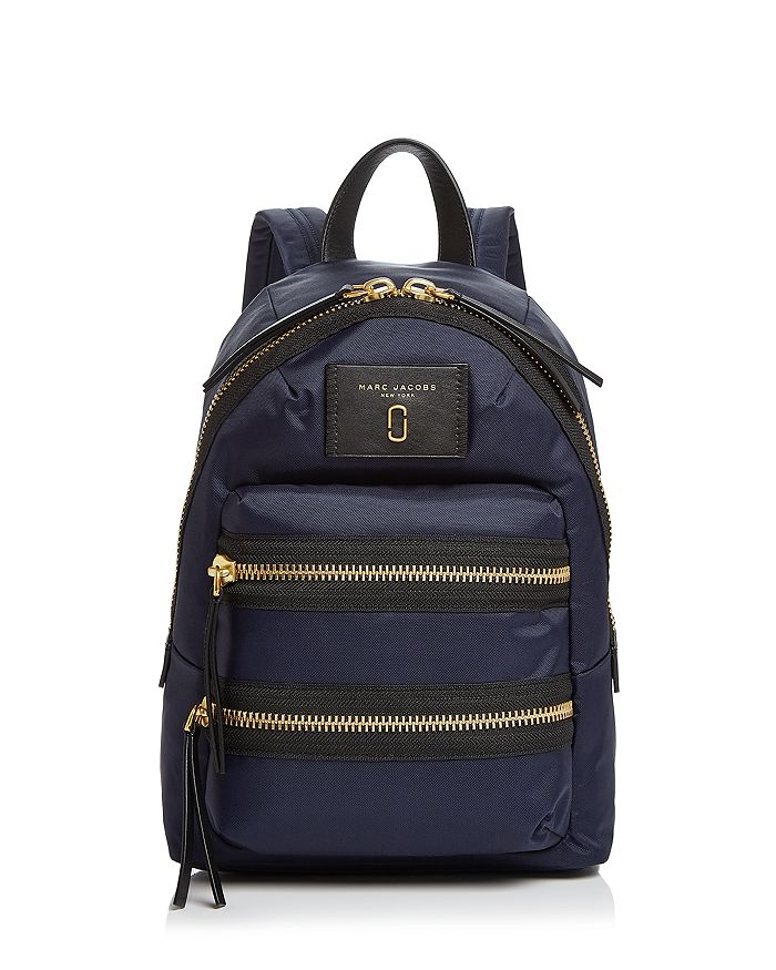 2f550acb5d79 MARC JACOBS - Biker Mini Nylon Backpack