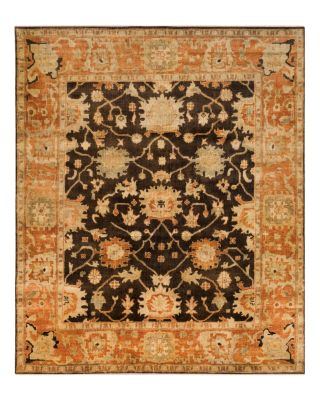 Oushak Collection - Branbury Area Rug, 6' x 9'