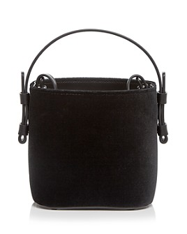 Nico Giani - Adenia Velvet Bucket Bag
