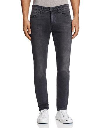 PAIGE - Transcend Lennox Skinny Fit Jeans in Langdon
