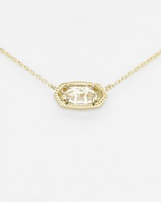 Kendra Scott - Elisa Birthstone Necklace, 15""