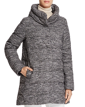 Herno Boucle Down Coat