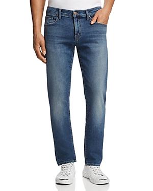 J Brand Tyler Slim Fit Jeans in Falling Star