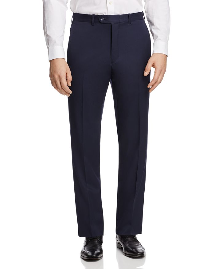 The Men's Store at Bloomingdale's - Classic Fit Wool Dress Pants - 100% Exclusive