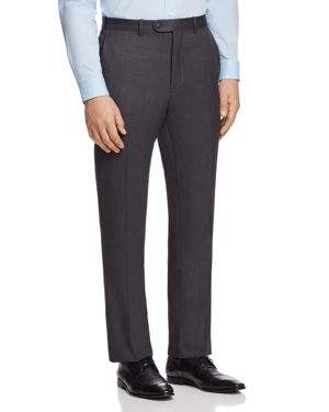 The Men's Store at Bloomingdale's Classic Fit Solid Dress Pants - 100% Exclusive thumbnail