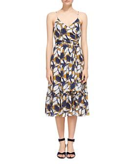 Whistles - Lemon Print Sun Dress