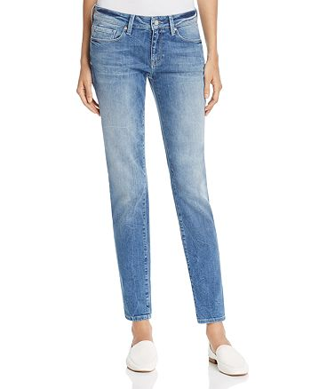 Mavi - Emma Slim Boyfriend Jeans in Vintage