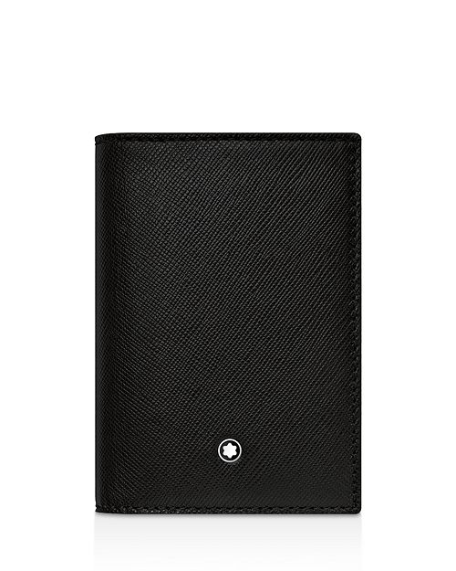 Montblanc - Vertical Leather Card Case