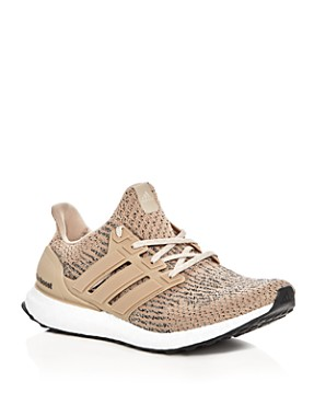 Adidas Mens Ultraboost Primeknit Lace Up Sneakers