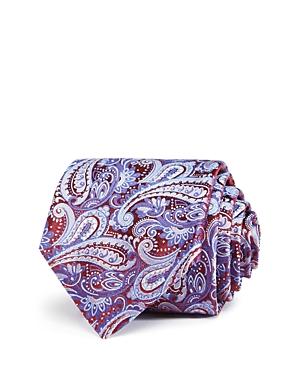 Boss Paisley Classic Tie