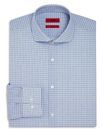 HUGO - C-Jason Tonal Check Slim Fit Dress Shirt