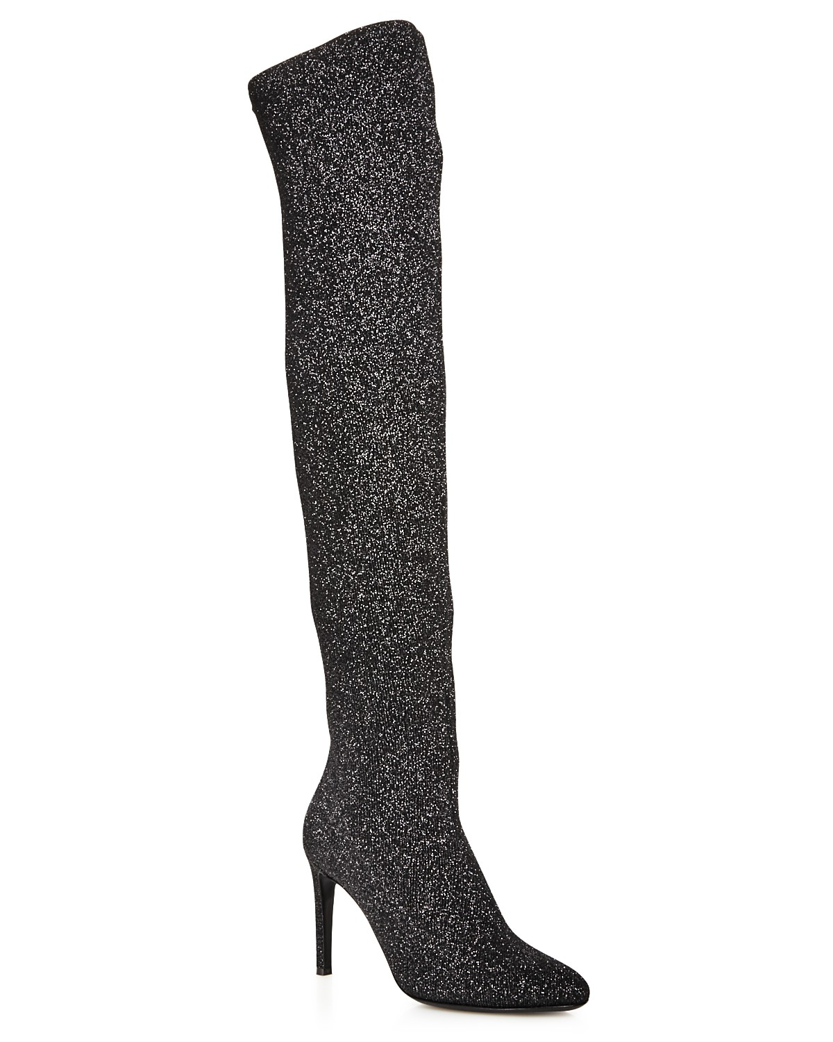 Giuseppe Zanotti Stretch Lurex Over-the-Knee Boots A9ZtL8qy