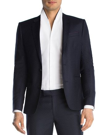 The Kooples - Super 110 Thin Line Slim Fit Sport Coat