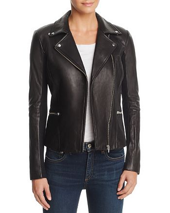 Veda - Dallas Orion Leather Jacket