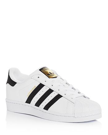 a01b7090e Adidas - Women s Superstar Foundation Lace Up Sneakers
