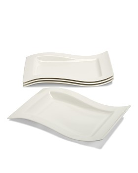 Villeroy & Boch - New Wave Gourmet Plate, Set of 4