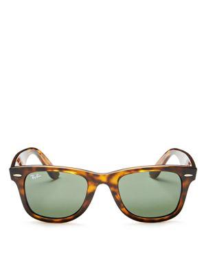 Ray-Ban Wayfarer Square Sunglasses, 50mm