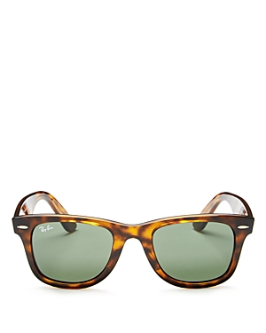 Ray-Ban Wayfarer Square Sunglasses, 50mm