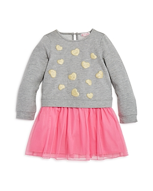 Design History Girls' Sweatshirt & Tutu Dress - Little Kid
