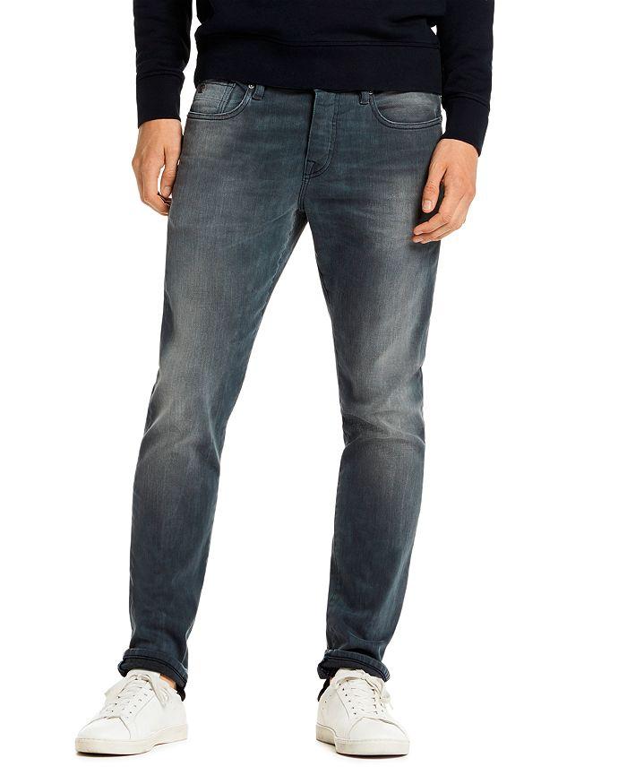 Scotch & Soda - Ralston Slim Fit Jeans in Concrete Bleach