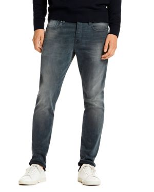 Scotch & Soda Relaxed Fit Jeans in Concrete Bleach 2653567