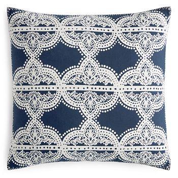 "JR by John Robshaw - Dipeti Decorative Pillow, 20"" x 20"""