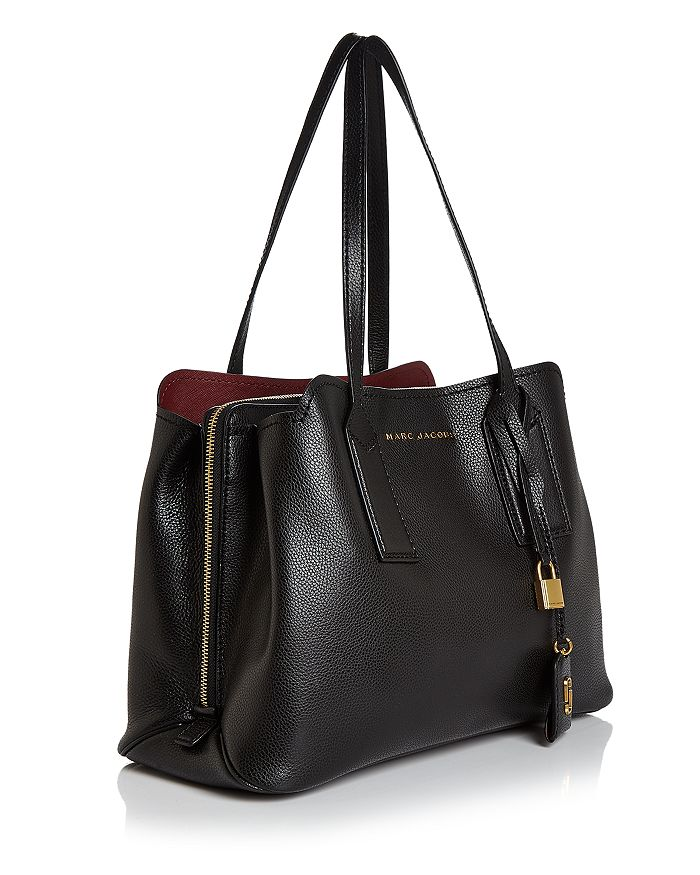 72ae40f80b26 MARC JACOBS - The Editor Leather Tote